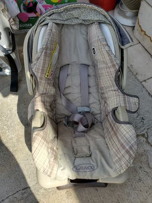 Graco baby car seat for Sale in Monterey Park, CA