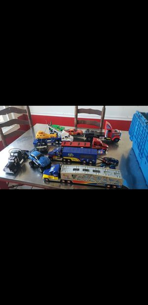 Toy trucks and cars for Sale in Silver Spring, MD