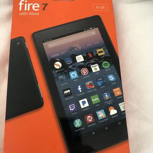 Kindle Fire With Alexa New In Box for Sale in San Diego, CA