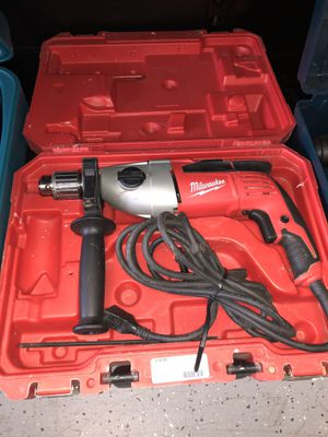 Milwaukee 5380-21 Hammer Drill #11946-3 for Sale in Revere, MA