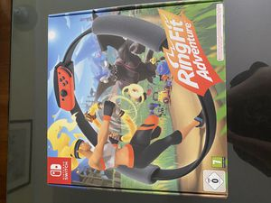 Nintendo switch ring fit adventure for Sale in Daly City, CA