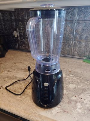 Blender, Vauum Sealer with bags and containers, 3 qt crockpot for Sale in Colleyville, TX
