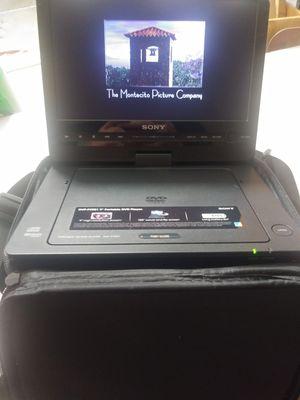 "9 "" Portable DVD Player for Sale in Sebastian, FL"