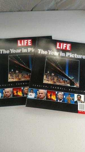 Life collectors magazine 2002 (2) for Sale in Manassas, VA