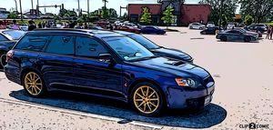 2005 Subaru Legacy GT Wagon Limited for Sale in Addison, IL