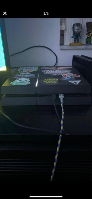 PS4 ( with 6 games, Controller, Turtlebeach Headphones ) for Sale in Weston, FL