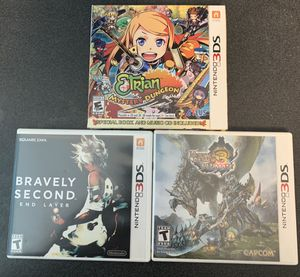 Nintendo 3DS games for Sale in South San Francisco, CA