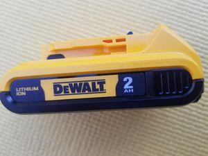 20 V DeWalt battery Brand NEW for Sale in Bakersfield, CA