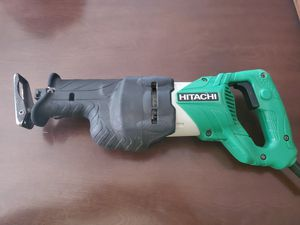 Hitachi reciprocating saw for Sale in Woodburn, OR