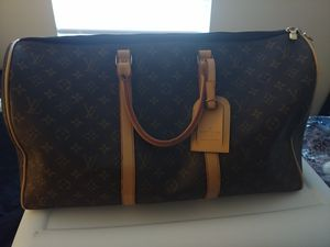 Authentic Louis Vuitton Duffle Bag for Sale in Frederick, MD