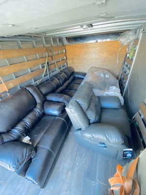 Truck load of furniture! One couch one love seat two recliner chairs all brand new!! for Sale in San Diego, CA