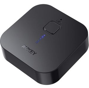 New AUKEY Bluetooth Receiver, Wireless Audio AUX Adapter for Sale in Manteca, CA