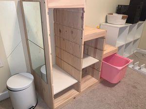 Ikea shelf unit / organizer for Sale in Morgantown, WV