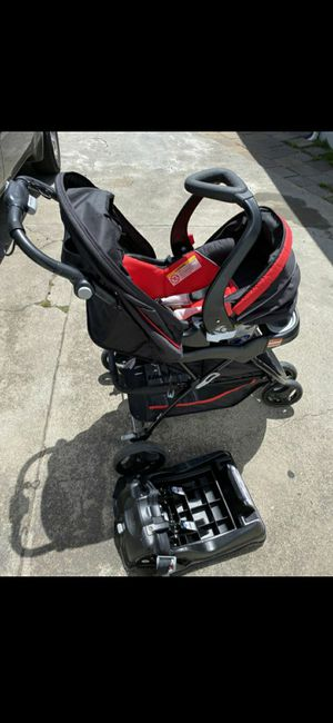 STROLLER AND CAR SEAT for Sale in Richmond, CA