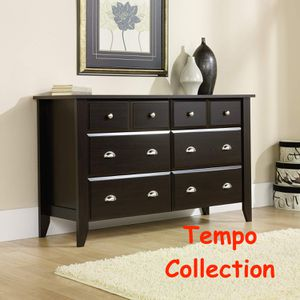 NEW, Dresser Jamocha Wood Finish, SKU# 409937 for Sale in Santa Ana, CA
