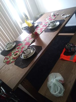 Dining Table for Sale in Posen, IL