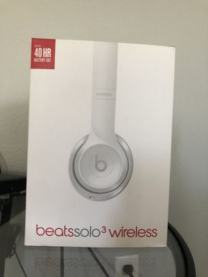 Beats Solo Wireless 3 for Sale in Chino Hills, CA
