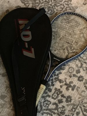 Tennis racket and case for Sale in South Gate, CA