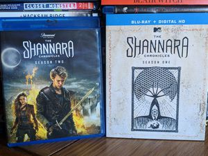 The Shannara Chronicles Blu-Ray for Sale in Fort McDowell, AZ