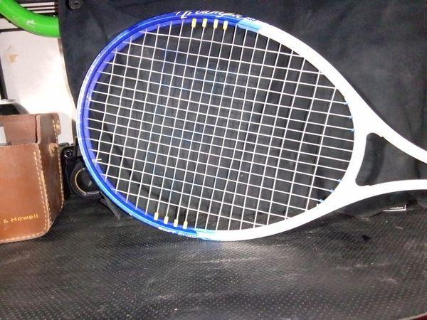 Wilson Titanium Soft Shock Tennis Racket