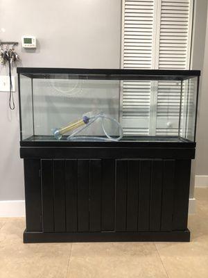 55 gallon aquarium for Sale in Miami, FL