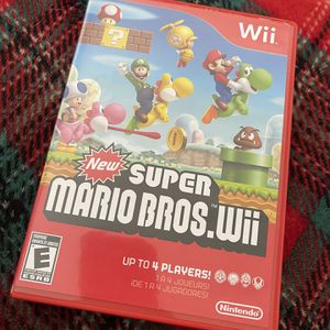 Super Mario Bros Nintendo Wii for Sale in Miami, FL