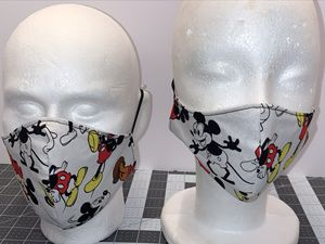 Mickey Reversible & Reusable Mask for Sale in Columbus, OH