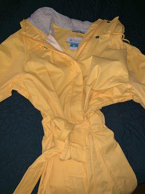 Large Columbia rain jacket for Sale in Las Vegas, NV