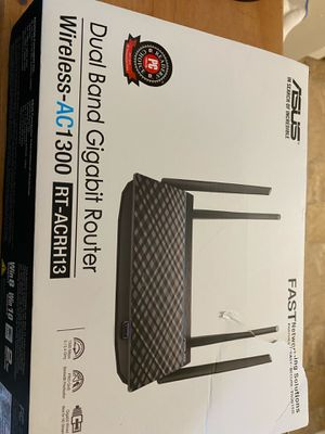 ASUS router for Sale in Silver Spring, MD