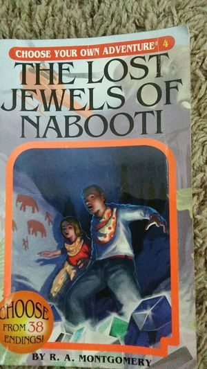 The lost jewels of nabooti for Sale in Oakland, CA