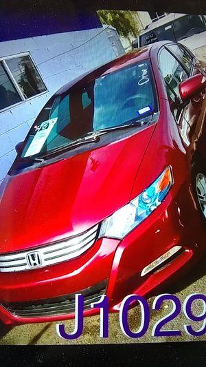 2010 Honda Insight for Sale in Ontario, CA