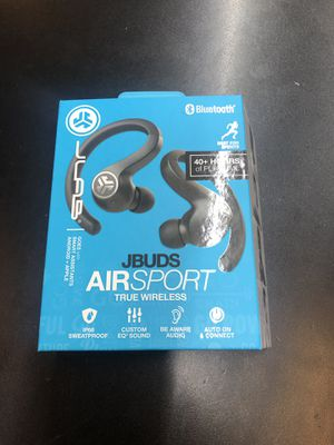 JLAB AIR SPORT EARBUDS for Sale in Nashville, TN
