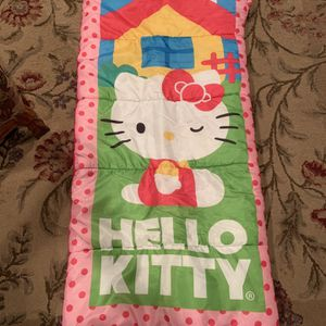 Unused Hello Kitty Sleeping Bag for Sale in Anaheim, CA