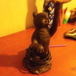 CAT LAMP!!!!!! for Sale in Seattle, WA