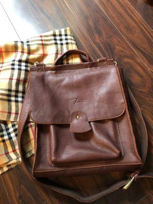New genuine leather men's messenger bag, crossbody bag for Sale in Hillsboro, OR