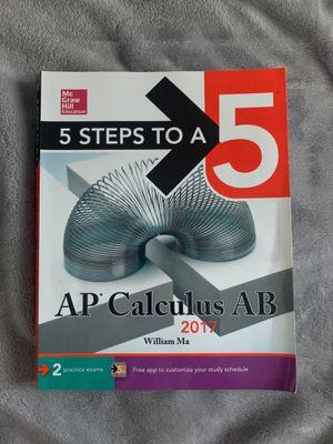 5 Steps to a 5 - AP Calculus AB for Sale in Tamarac, FL