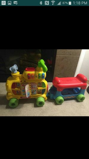 Kids toy train for Sale in Naperville, IL