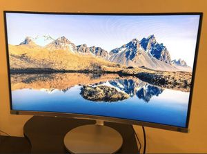 27 Inch Samsung Curved Monitor for Sale in Woodbridge, VA