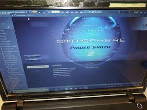 Toshiba i3 w/ProTools 12HD - Omnisphere 2 - FL Studio 20 + vsts for Sale in Chicago, IL