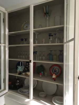 Assorted glassware, pots etc for Sale in Fall River, MA