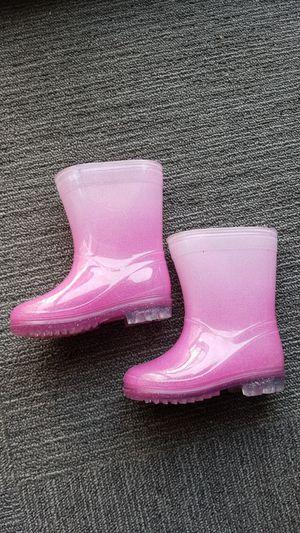 Koala Kids Toddler Girls Rain Boots for Sale in Dallas, TX