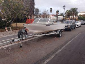 16ft Ski Boat for Sale in Redwood City, CA