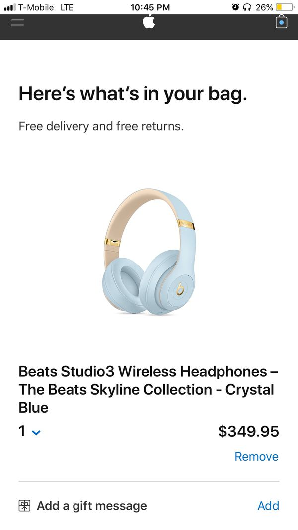 Beats Studio Wireless 3