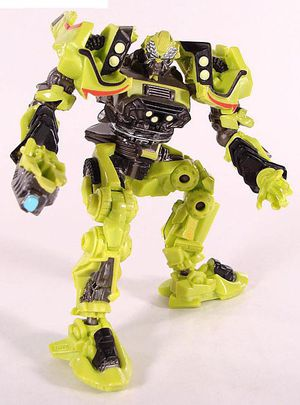 Transformers lime green Rescue Ratchet @5inch tall for Sale in Humble, TX