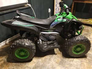 Raptor battery powered 4-wheeler for Sale in Darrington, WA