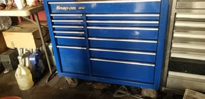 Snap on tool box. Used. for Sale in Alexandria, VA