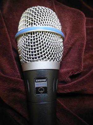 Shure Beta 87A Microphone for Sale in Broken Arrow, OK