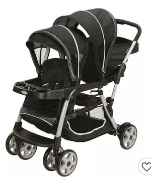 Graco Ready2Grow LX Double stroller for Sale in Aurora, CO