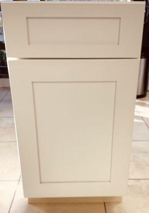 In stock White shaker kitchen cabinet! for Sale in Clifton, VA