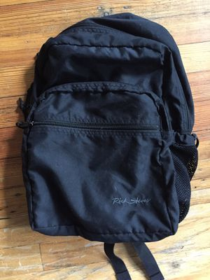 Lightweight Backpack - black for Sale in New York, NY